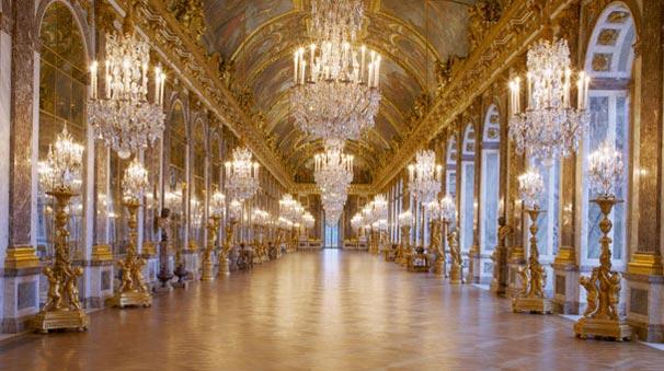 Intérieur - Château de Versailles