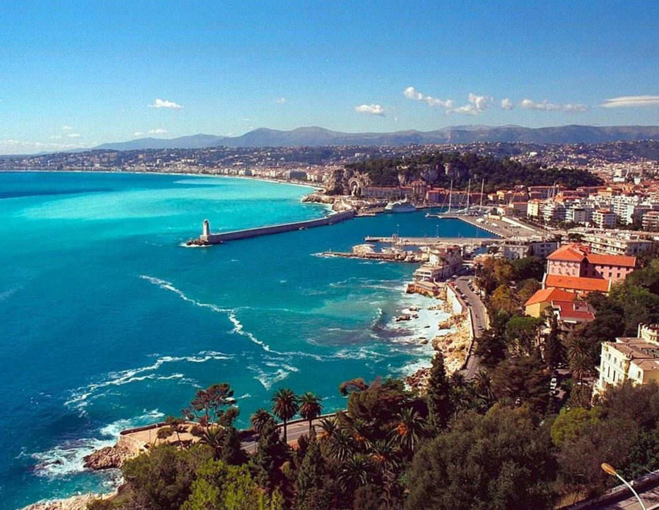 La French Riviera