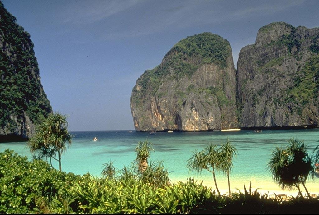 Iles de Thailande du Sud