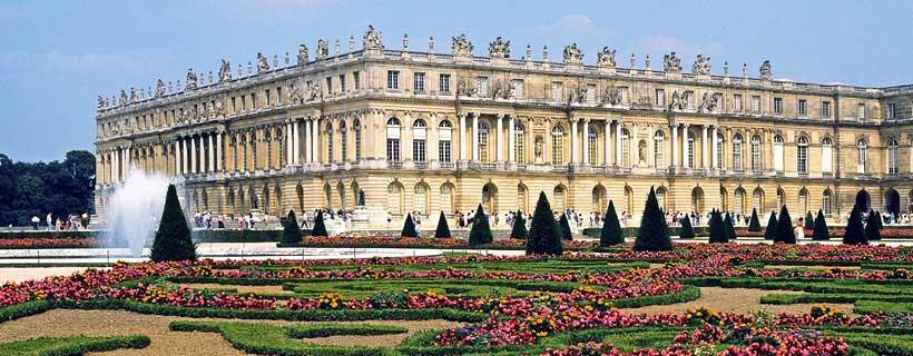 Château de Versailles - Extérieur
