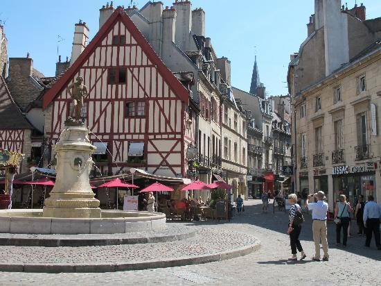 Dijon centre ville