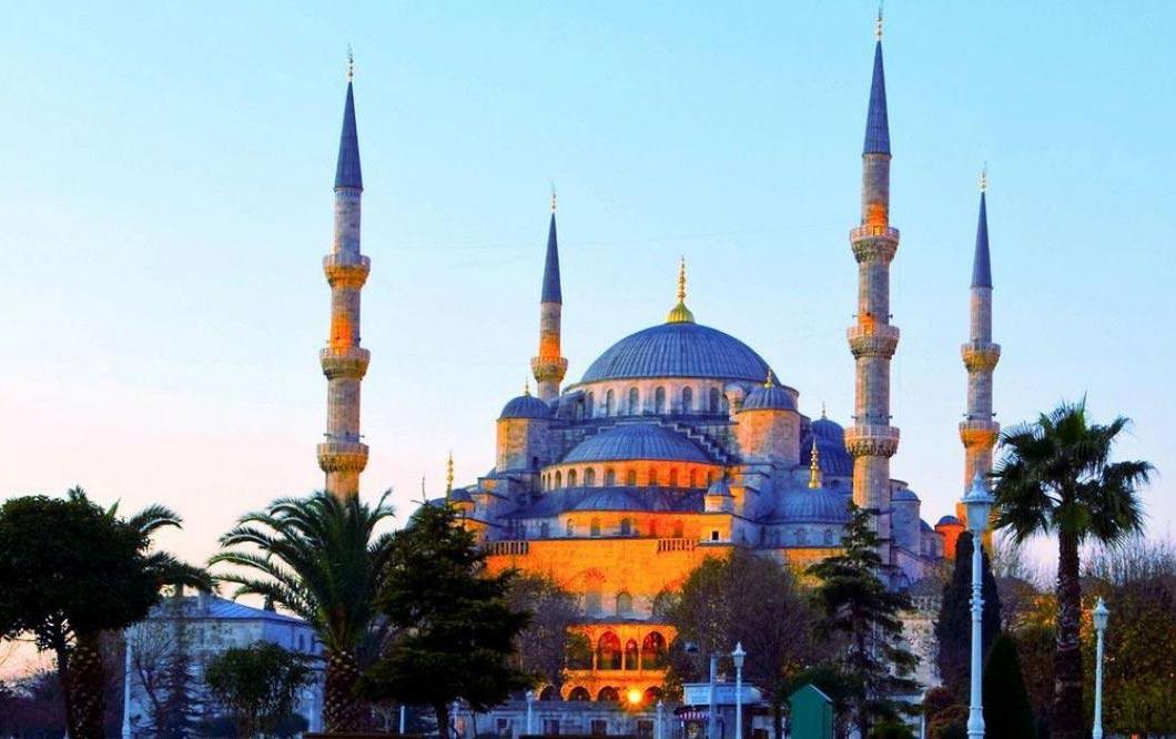Mosquée bleue - Photo
