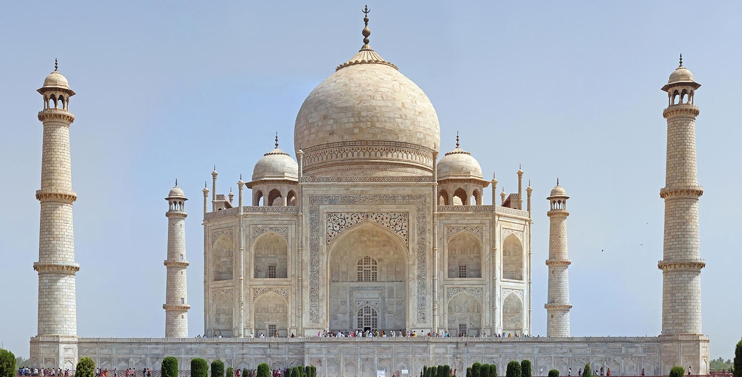 Le taj mahal vacances arts guides voyages for Architecture inde