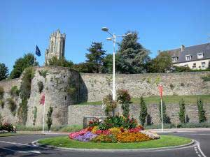 saint-lo remparts