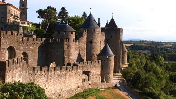 Site touristique du languedoc roussillon