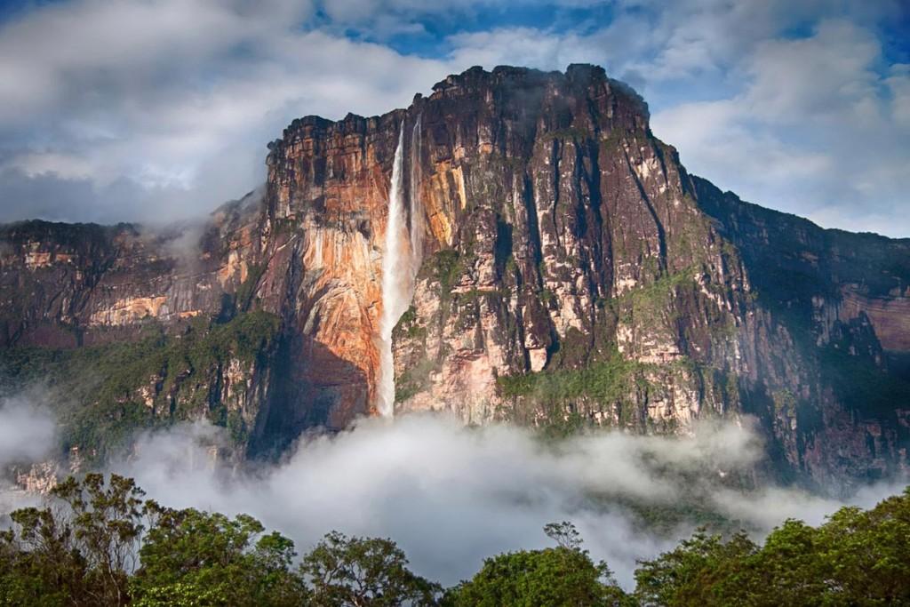 Le Venezuela - Paysage et tourisme
