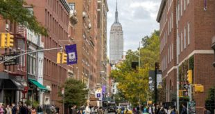 Greenwich Village Manhattan