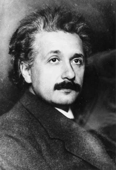 Einstein - Jeune