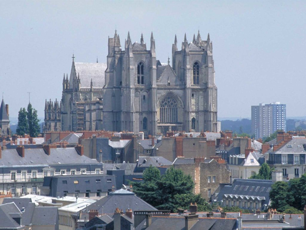 Centre ville de Nantes