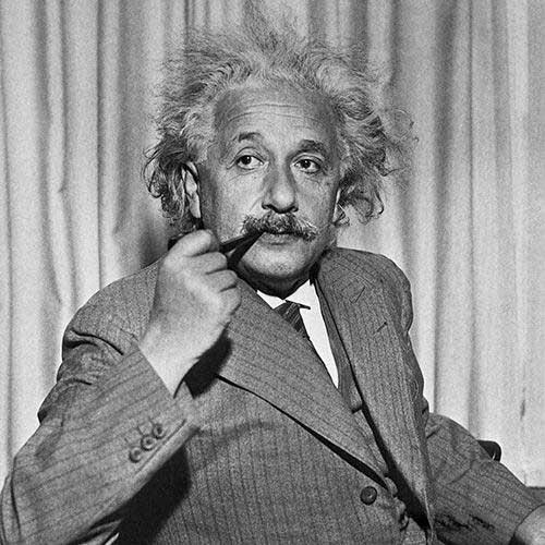 Albert-Einstein - Le génie