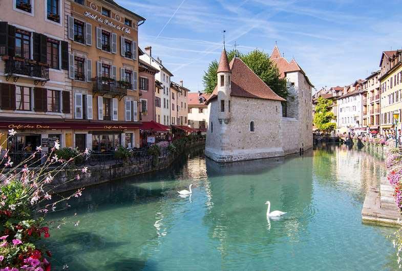 Annecy - Vielle ville