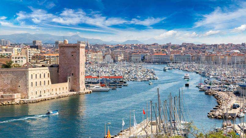 Marseille - Photo panoramique