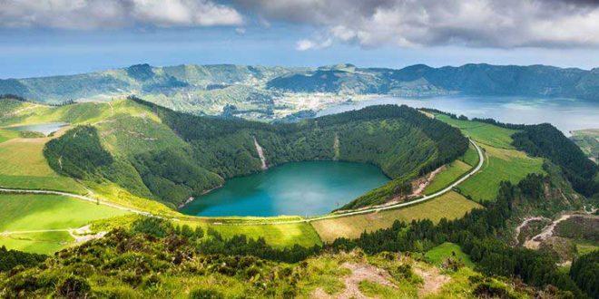 Paysage des Açores