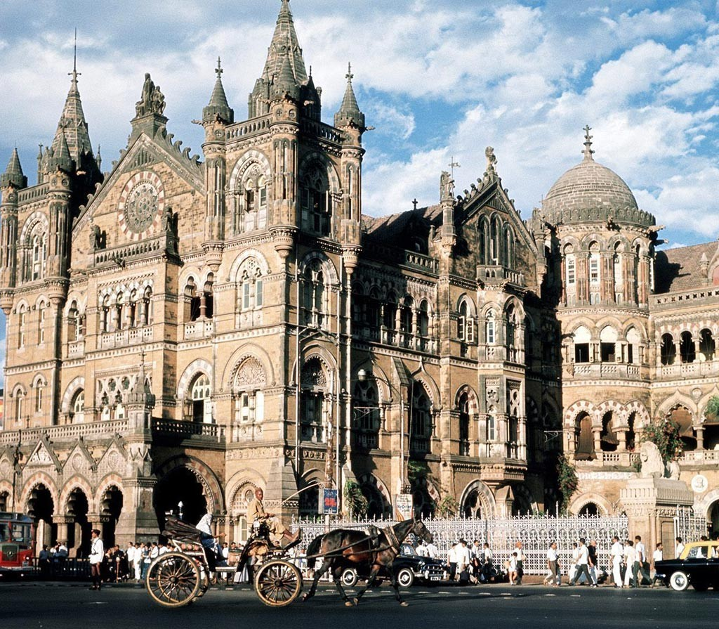 Photo de Bombay centre ville