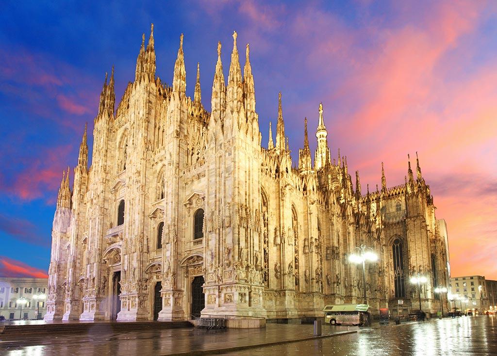 Le Duomo - Cathédrale de Milan