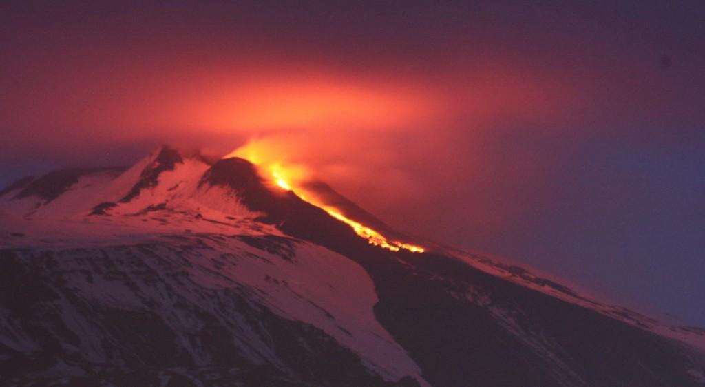 Etna- Volcan