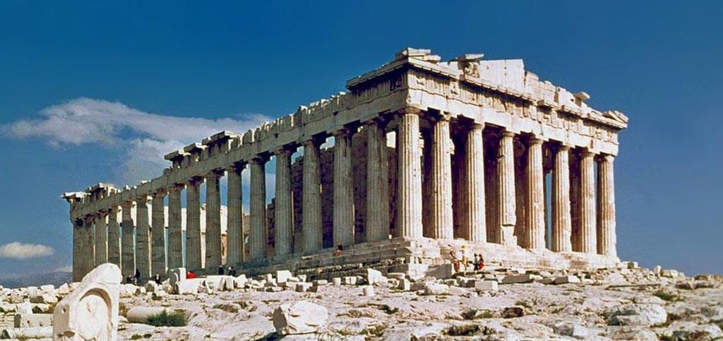 Grèce - Tourisme culturel