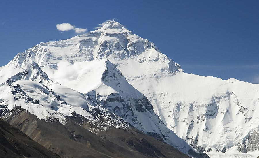 himalaya - le Mont Everest