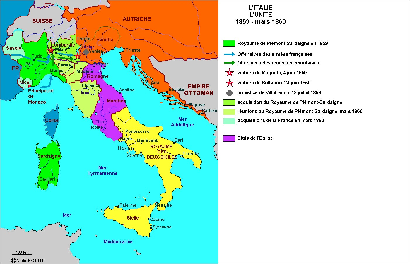 Carte Italie Xve Siecle.Italie Pays Vacances Arts Guides Voyages