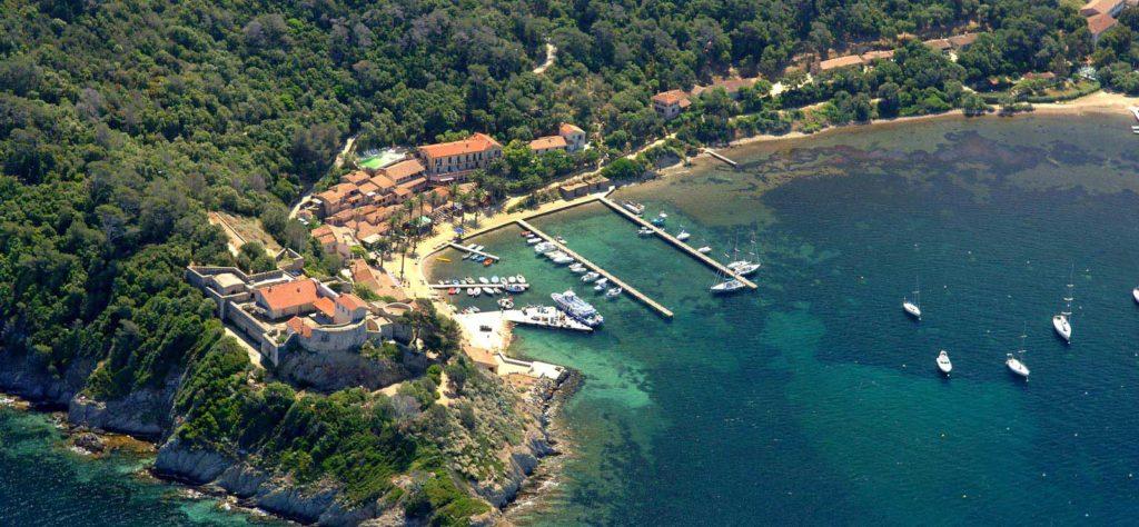 Port Cros - Logement vacances