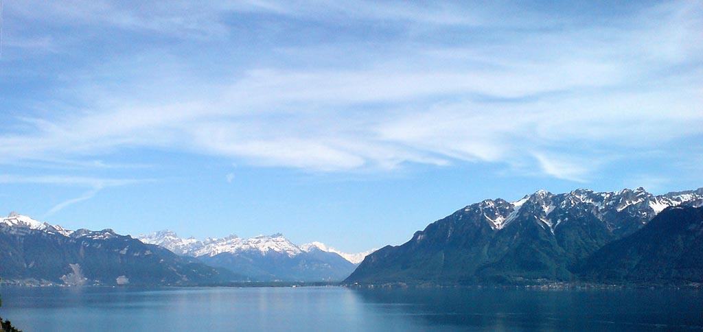 Lac Leman - Genève