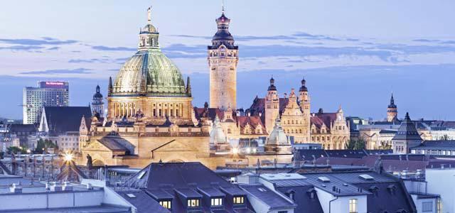 Leipzig ville