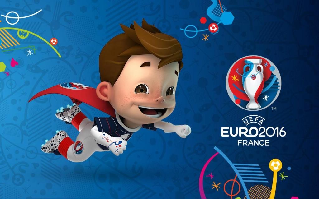 mascotte - euro-2016
