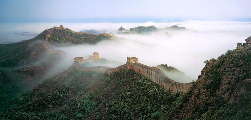 Grande muraille de Chine - Photo