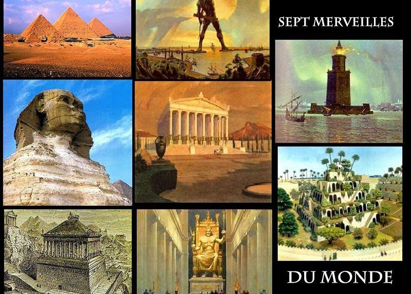 Sept merveilles du monde