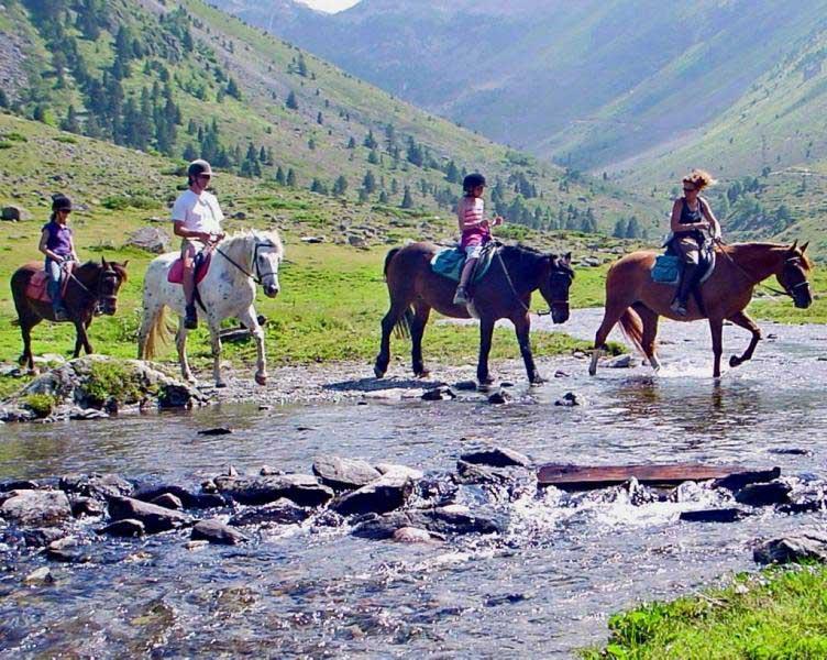 Tourisme à cheval