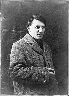 Picasso jeune