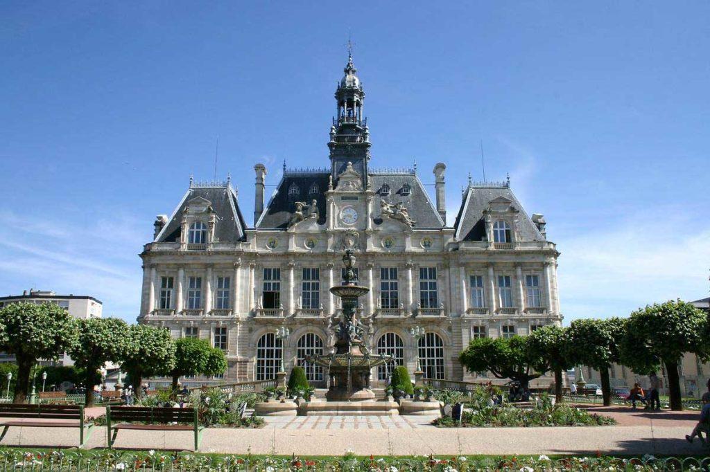 Hotel de Ville - Limoges