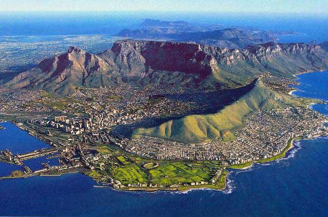 Port Elizabeth - Cap Town