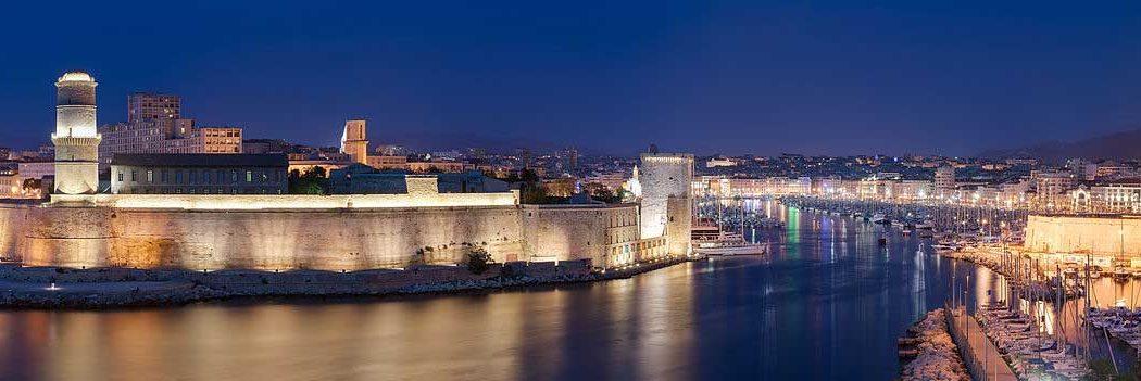 Marseille - Vieux Port