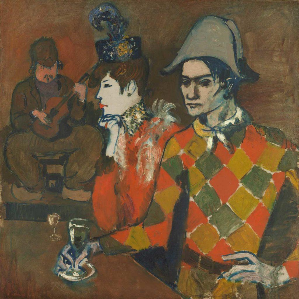 Picasso - Au Lapin Agile