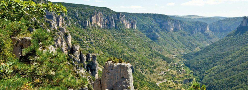 Les Cévennes - Gorges du Tarn
