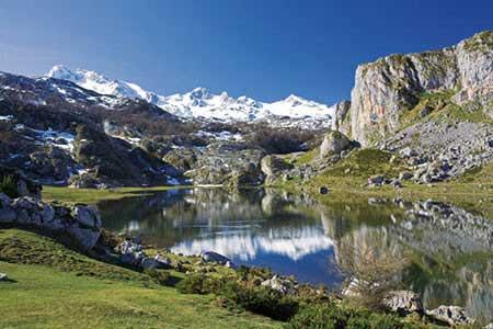 asturies - montagnes