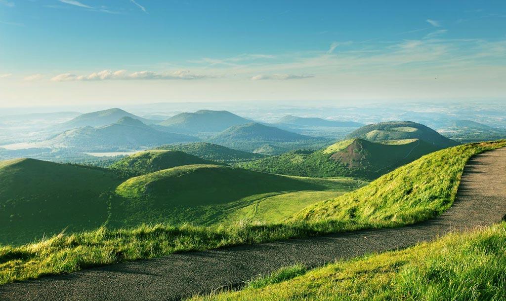 Tourisme en Auvergne