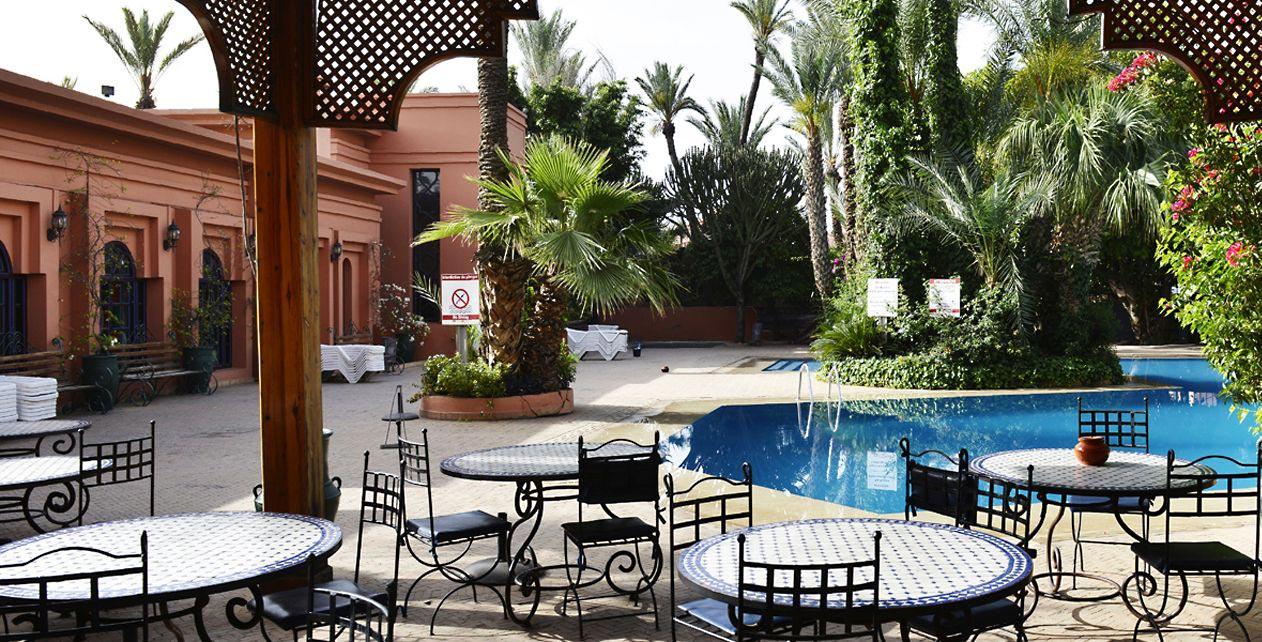 Hotel De Luxe Marrakech Pas Cher