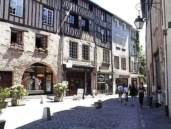 Vielle ville de Limoges