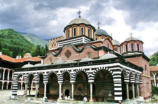 Monastère orthodoxe
