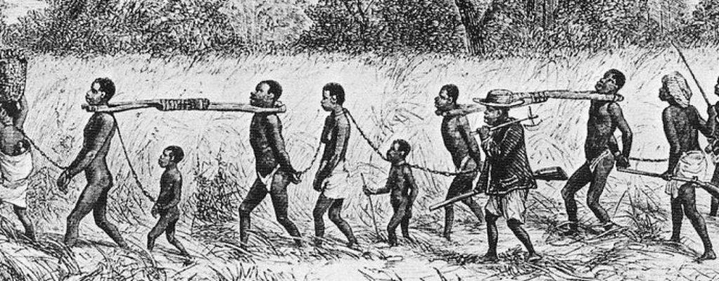 Afrique - Esclavage