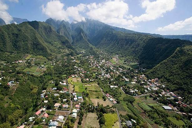Entre-Deux la Réunion