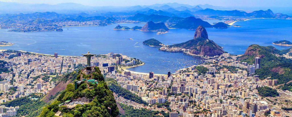 Rio de Janeiro - Vue du ciel