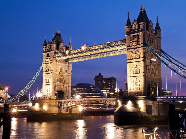 Londres - Ville touristique