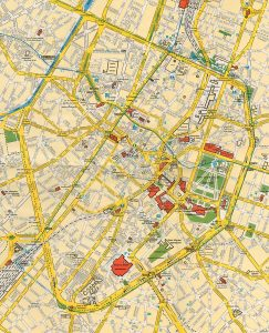 Bruxelles-Carte