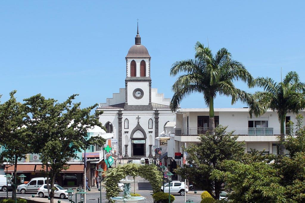 Saint-Louis - Ile de la Réunion