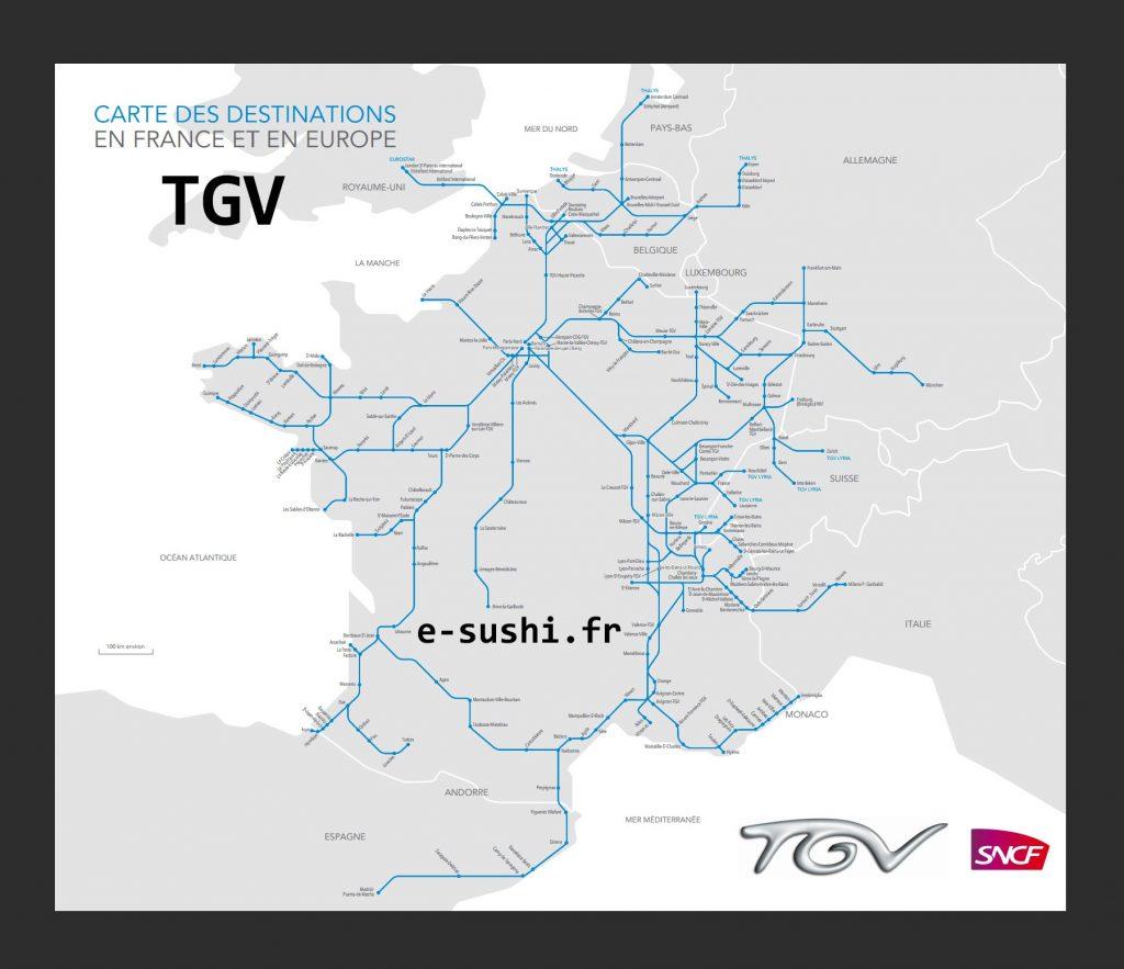 TGV-carte