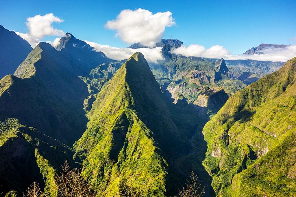 Séjour île de la Réunion