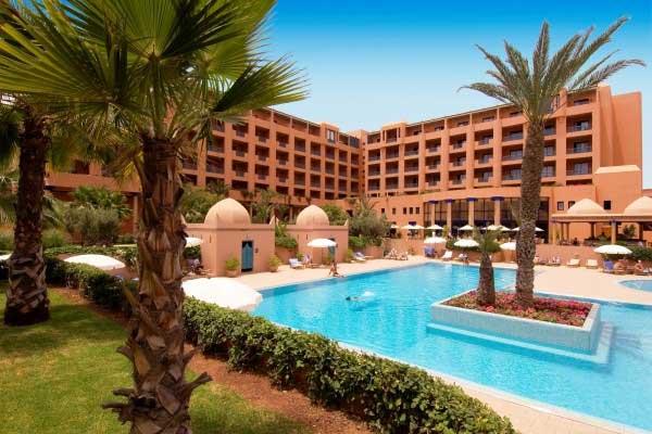 Hotel spa - Maroc